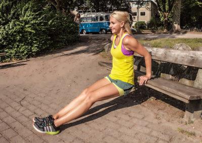 Mieke Tasch - Personal Trainer Hamburg - Fitness - Ernährung - Mental Coach