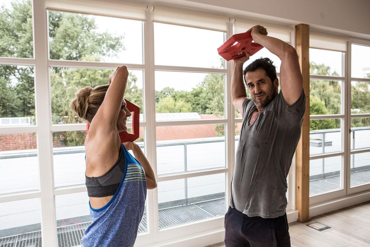 Personal Training Hamburg von Mieke Tasch