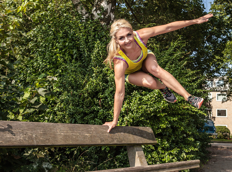 Parkbank Workout #urbansports