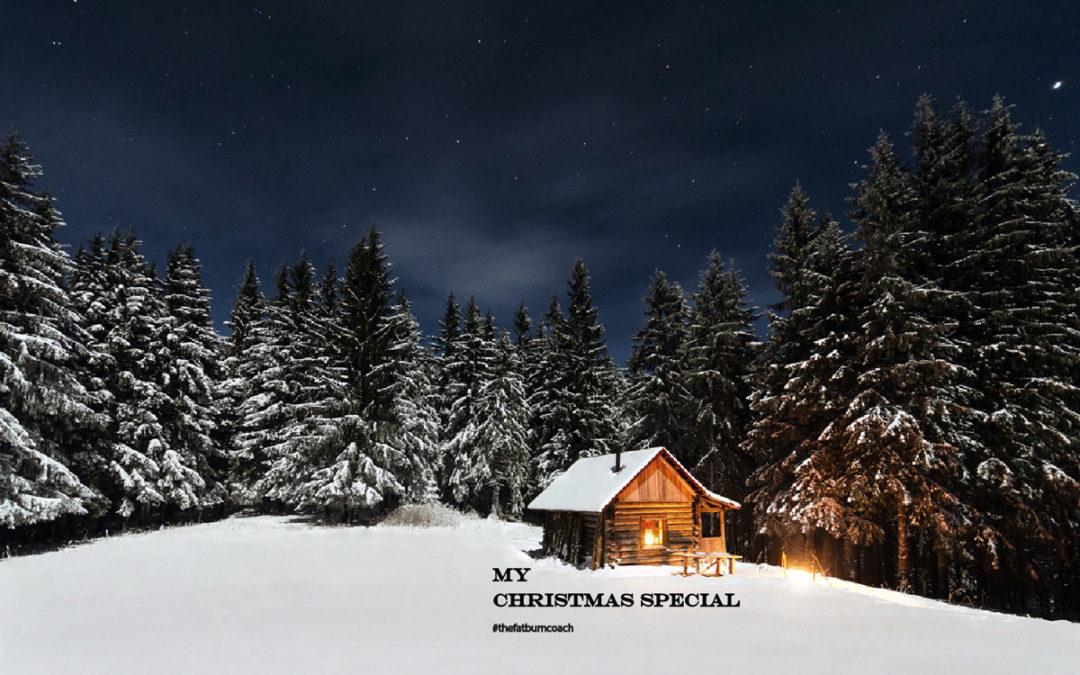 Fatburncoach Christmas Special #timeforgiving