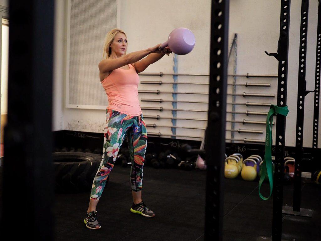 Personal Trainer Mieke Tasch Fatburncoach Krafttraining für Frauen