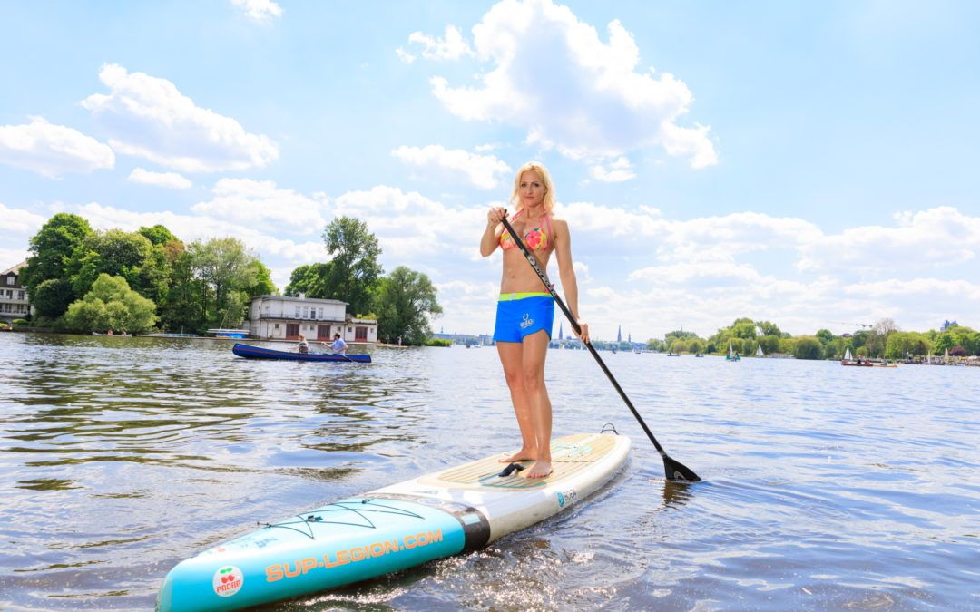 SUP Tour Hamburg | SUP Coach | Stand Up Paddling Hamburg